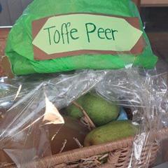 Toffe peer